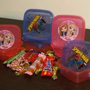 Детский конфетный набор фото