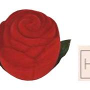 """Футляр '' Роза"""" (м) (кольцо) фото"""