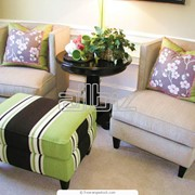 Услуги по обивке мебели фото