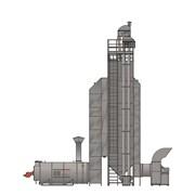 Шахтные зерносушилки RIR-C фото