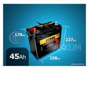 Батарея Berga Basic-block 45Ah прямая полярность фото