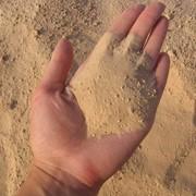 Песок очищенный фото