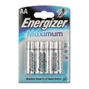 Батарейка Energizer Maximum AA/LR06 FSB4 /24/ фото