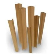 Уголок картонный защитный 100мм х 100мм х 5мм  фото