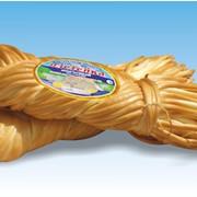 Сыр Угличская плетенка копченый фото