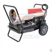 Нагреватель жидкотопливный 150кВт, диз. топл.-бак 189л, термостат 4-45 С, 1 фото