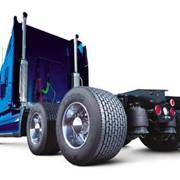 Новые шины для грузовых автомобилей фото