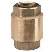 Клапан обратный 3/8' пружинный (пластиковое седло) фото