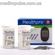 Тест-полоски HealthPro (ХелсПро), 50 шт. фото