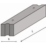 Фундаментные блоки стен ФБС 24.6.6 фото