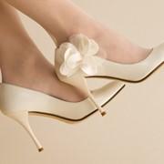 Свадебная обувь фото
