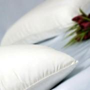 Подушки с натуральным наполнителем из камки фото