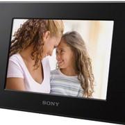 Фоторамки цифровые.Sony DPF-C700 Black фото