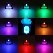 Подсветка для унитаза illumiBowl (c антимикробным действием и датчиком движения) фото