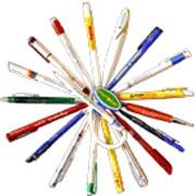 Нанесение логотипа на ручки фото