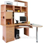 Стол компьютерный Пк-Лидер-2 фото