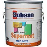 Supermat Матовая эмаль