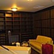 Кабинеты, библиотеки фото