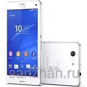 "Телефон Sony Xperia Z3 Compact RAM 2GB ROM 16GB 4G LTE 4,6"" Белый REF 86872 фото"
