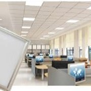 Монтаж светодиодных потолочных светильников фото