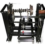 Балансировочный станок для коленвалов (рабочих колес) фото