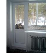 Блок балконный фото