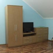 Гостиничные номера: апартаменты - номер полу люкс (мансарда) фото