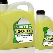 Антифриз SINTEC GOLD фото