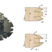 Набор головок для внутренних дверей 44 Frezwid 6010, 6011 фото