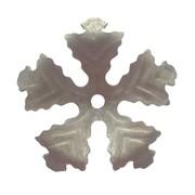 Изделие из металла цветок WH-6207 d 85, артикул 10529 фото