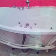 Комплектующие и запчасти к ваннам. фото
