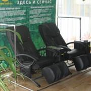 Вендинговое массажное кресло фото