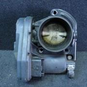 Заслонка дроссельная электрическая Peugeot 307 2001-2007 фото