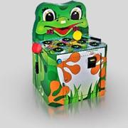 Детские игровые автоматы Лягушки-колотушки фото