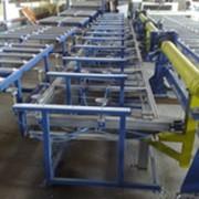 Оборудование для производства строительных стеновых и кровельных сэндвич панелей фото