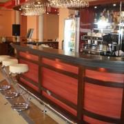 Комплектация баров мебелью по дизайн проекту фото