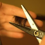 Стрижка горячими ножницами фото