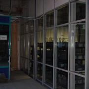 Противопожарные перегородки стальные и алюминиевые (EIW 30-45-60-90) фото