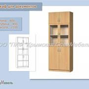 Мебель офисная: Шкаф для документов ШД-4 фото