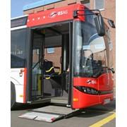 Колонный подъемник для низкопольных автобусов LB 300 фото