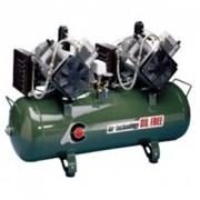 Компрессор для 5 установок, без кожуха, с 2-мя 2-х цилиндрованными двигателями Cattani фото