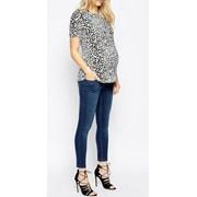Джинсы MAMA BOYFRIEND (&DENIM)  для беременных фото