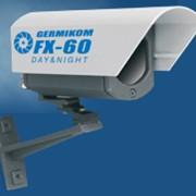 Цветная CCTV камера для систем видеонаблюдения с варифокальным объективом Germikom FX-60 фото