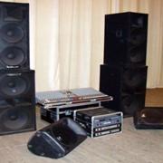 Аренда оборудования для концертов фото