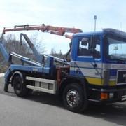 Эвакуатор грузовых автомобилей фото