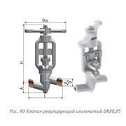 Клапан игольчатый 10с-8-3