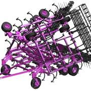 Культиватор полевой универсальный комбинированный сплошной УНИКС 12 фото