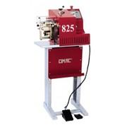 Машина для дублирования и вертикальной обрезки краев ремня ( модель 825) фото