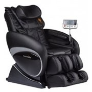Массажное кресло Anatomico Perfetto Черное фото