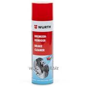 Очиститель универсальный Bremsen Reiniger 500мл WURTH фото
